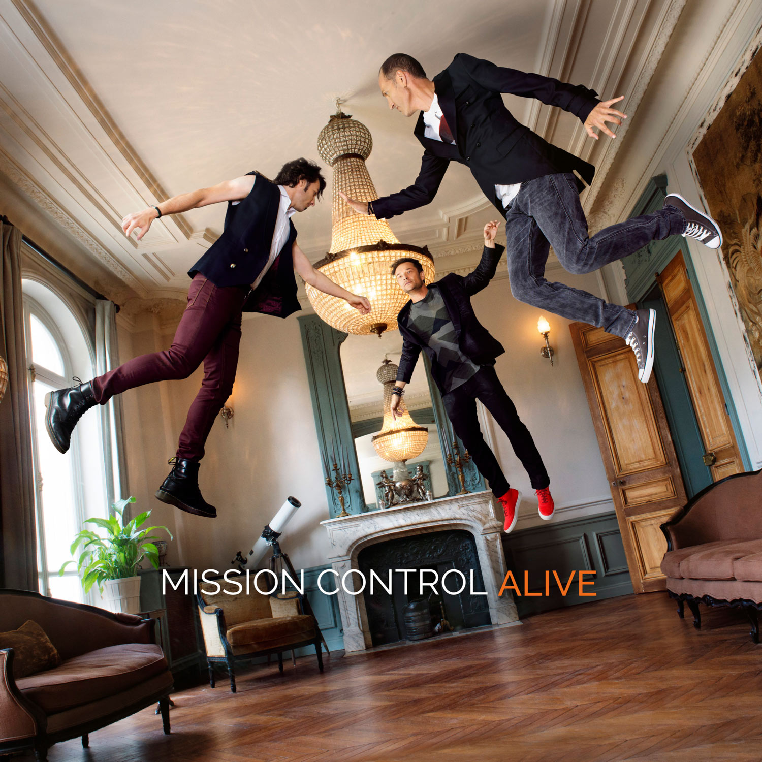 Mission Control - Alive (Cover)