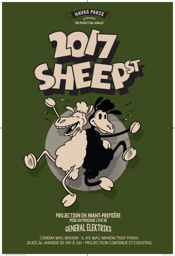 « 2017 SHEEP STREET » HAVAS PARIS