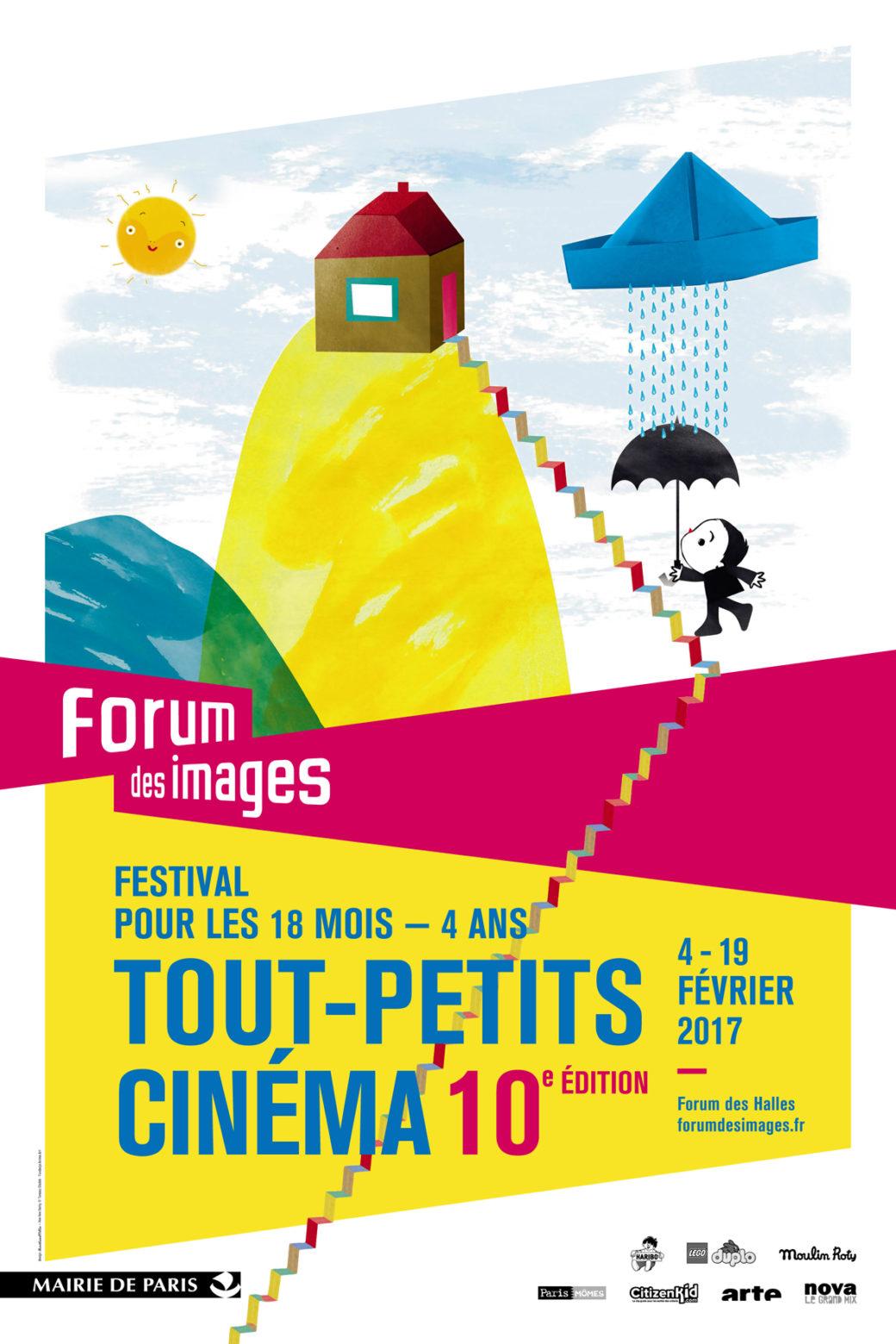 festival des tout petits forum des images