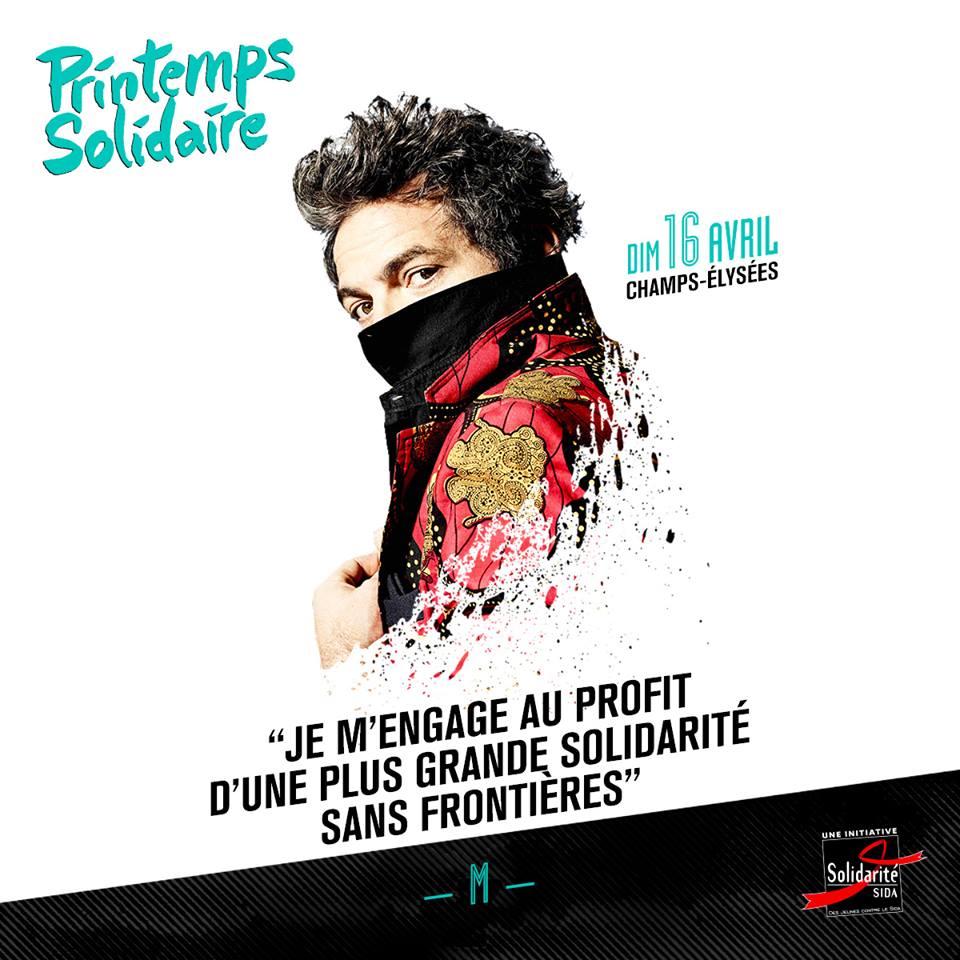 M Printemps solidaire