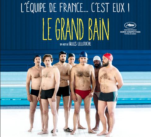 Critique du film Le grand bain de Gilles Lellouche 36994fe3b33