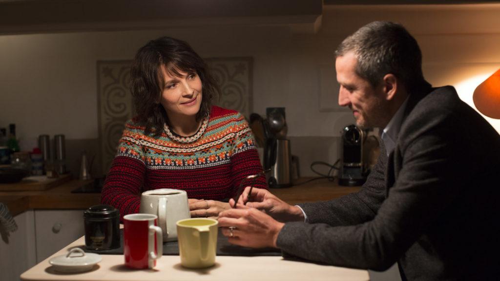 Juliette Binoche et Guillaume Canet