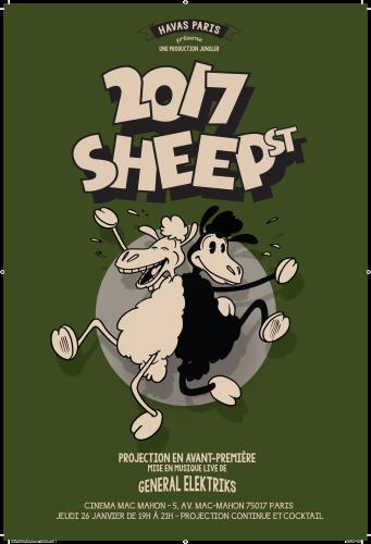 « 2017 SHEEP STREET » HAVAS PARIS
