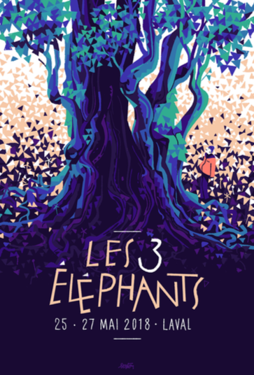 festival Les 3 éléphants