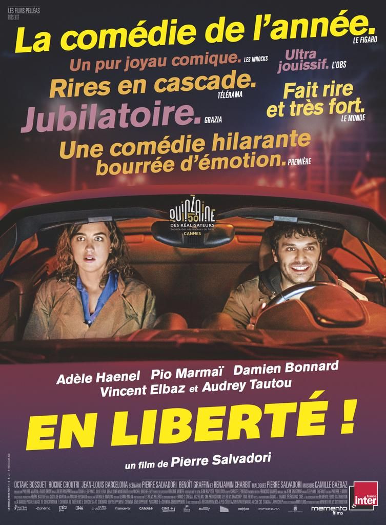 en liberté film salvadori