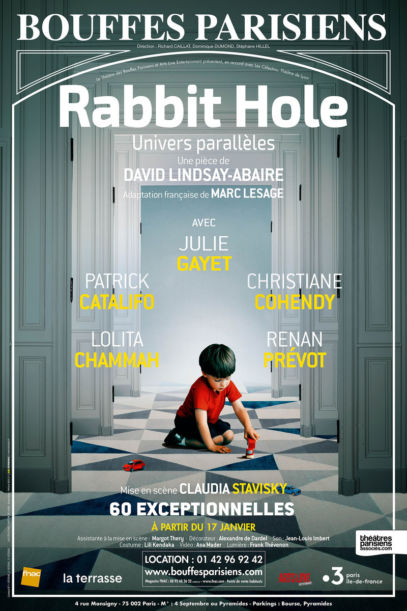 Rabbit Hole affiche